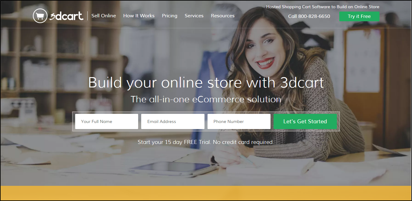 3dcart Ecommerce Shopping Cart For Your Online Store Ecommerceplex
