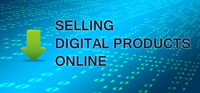 selling digital products
