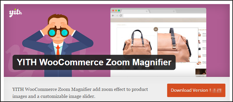 YITH Zoom Magnifier