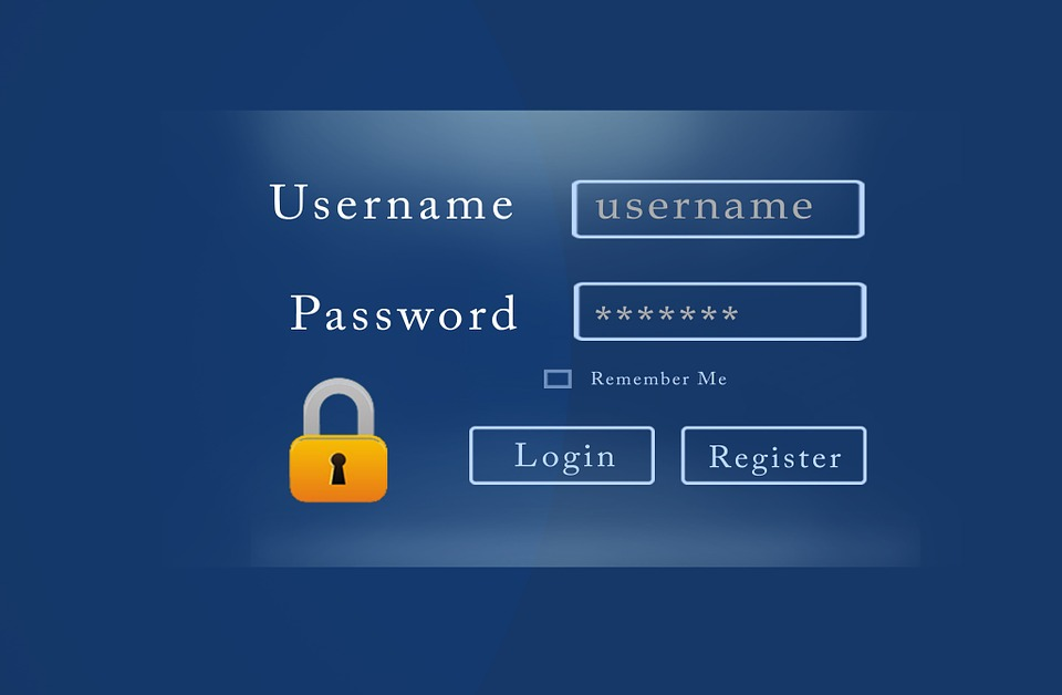 ecommerce security - strong passwords
