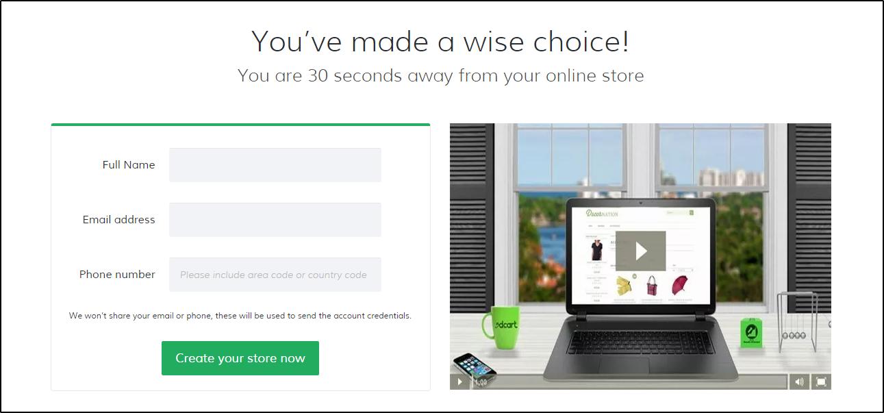 3dcart ecommerce