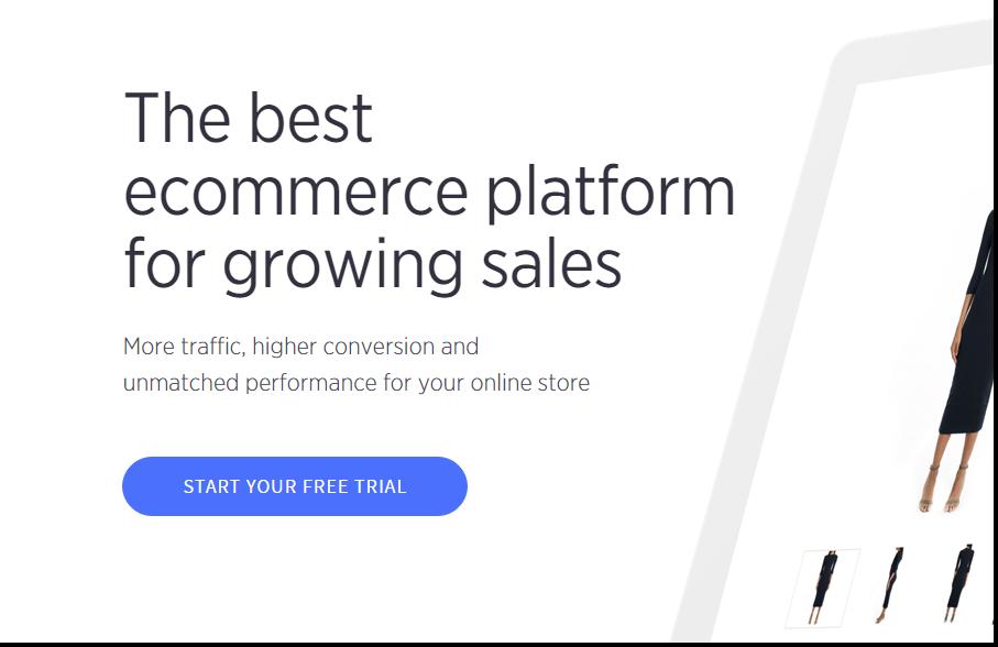 bigcommerce - best ecommerce platform