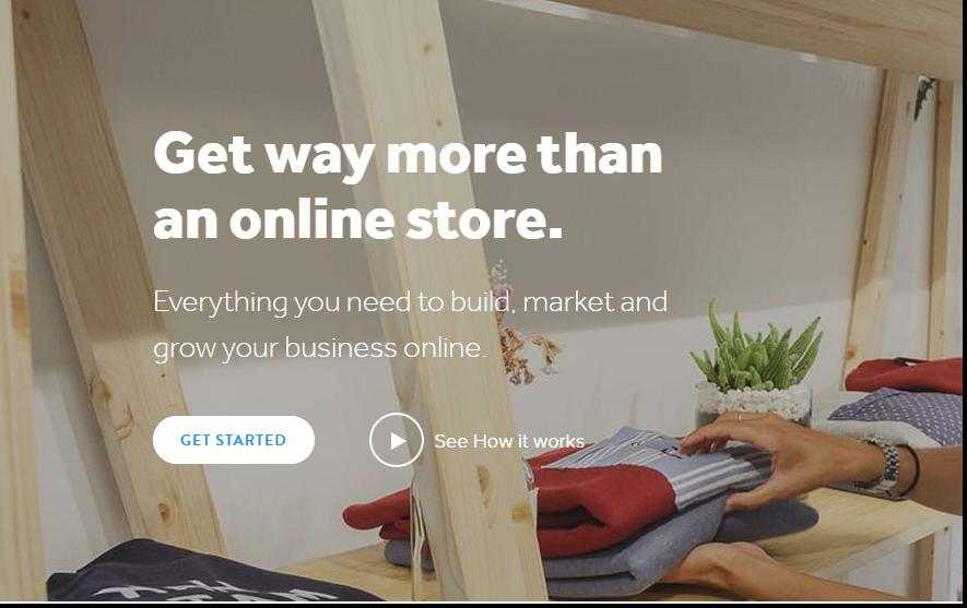 weebly- best ecommerce platform