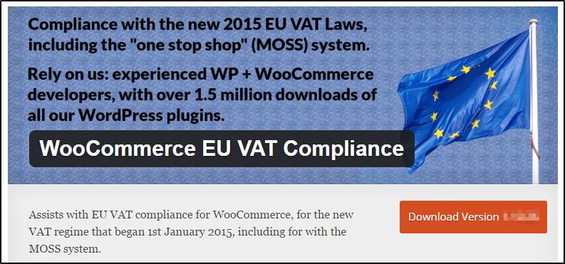WooCommerce VAT EU compliance