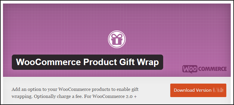 product gift wrap