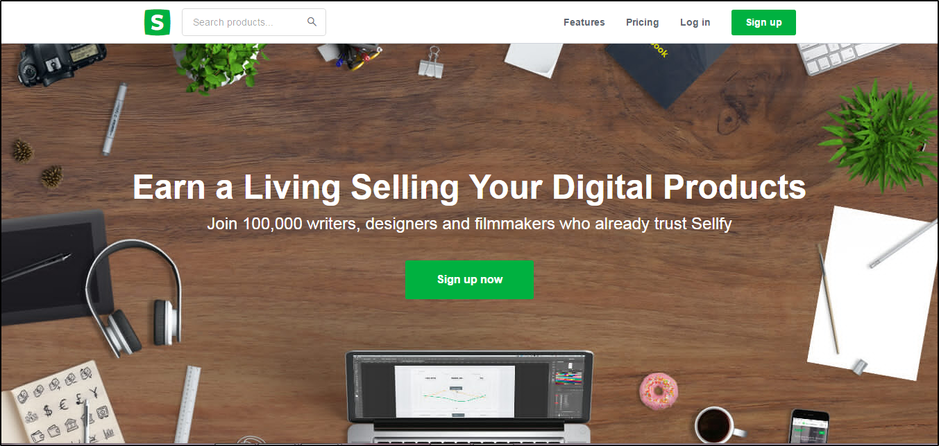 Wordpress Premium Themes Powers to Sell Digital Products Online