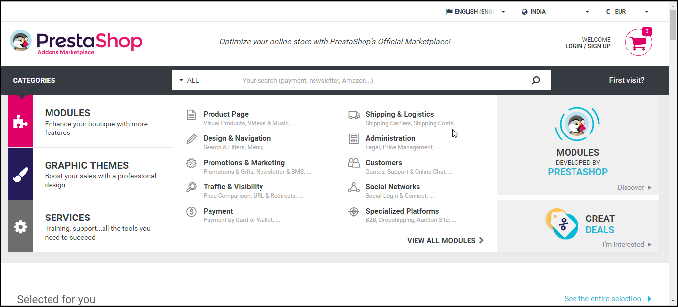Must have Prestashop Modules for your ecommerce shop 6