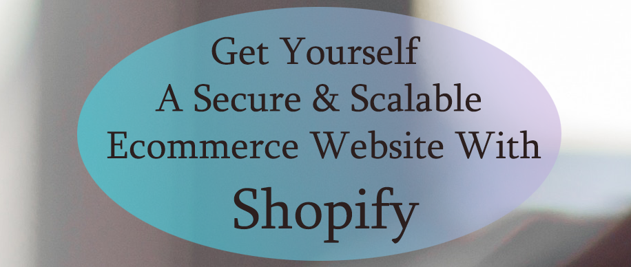 How good is Shopify To Create Your Ecommerce website 1